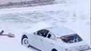 Оставил машину помылся вернулся и ужаснулся Конфликт из за невозможности убрать снег