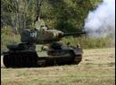 Загляни в реальный танк Т 34 85 Часть 2 В командирской рубке World of Tanks