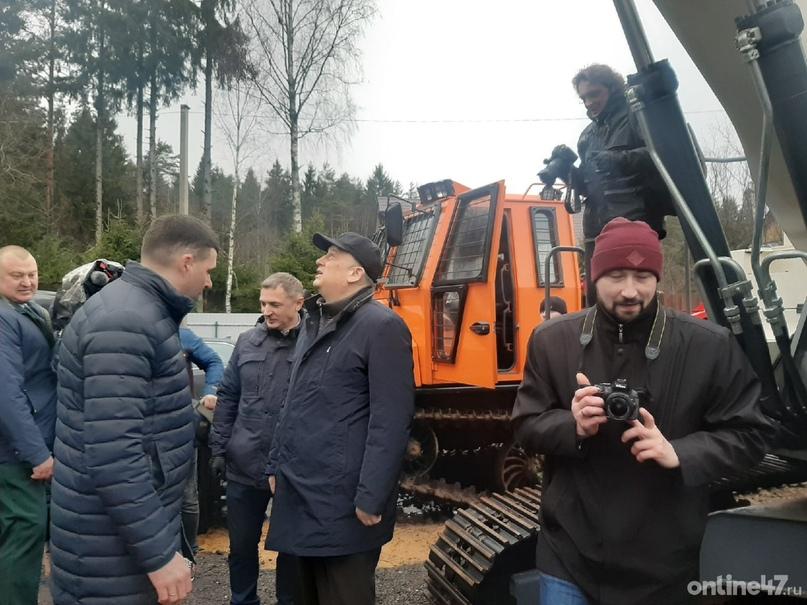 Ленинградская область готова охранять леса от пожаров, изображение №2