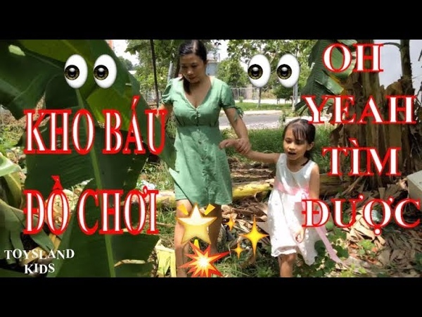 BABY DOLLS Khám Phá Kho Báu Đồ Chơi Trẻ Em Toys Land Kids