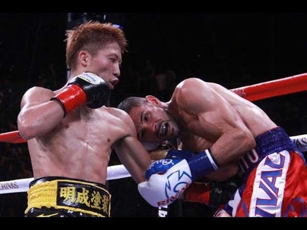 Naoya Inoue (WBO) vs Antonio Nieves 09/2017 Full Fight HD