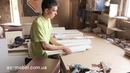 Видео инструкция по сборке комод пеленальный модель Лайт от компании АС мебель