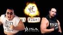WWE 2K19 The Blue Meanie vs Bradshaw, Heat '99