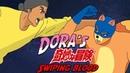 Dora's Bizarre Adventure Swiping Blood Abuela vs Swiper JJBA Part 1 Parody