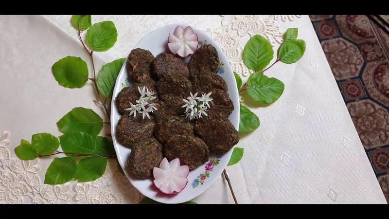 Preparate culinare pentru vremuri grele din frunze de fag