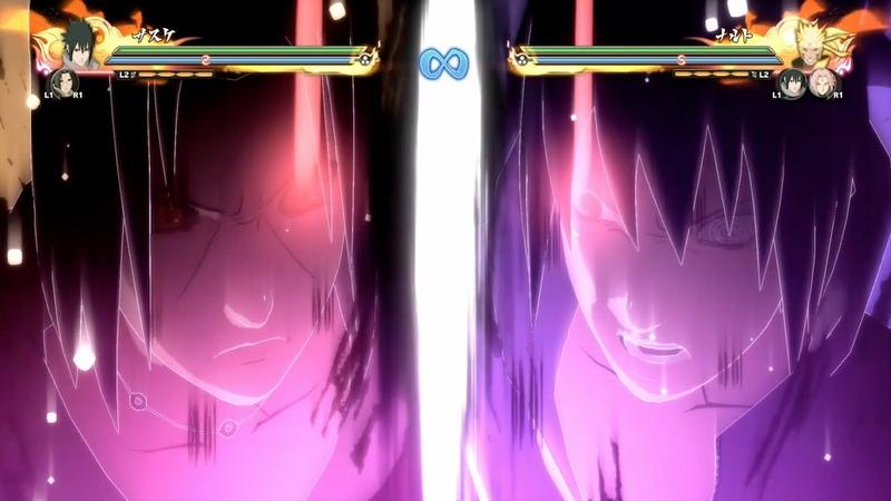 ナルティメットストーム4 DLC第二弾で追加された合体奥義集+戦慄の 2