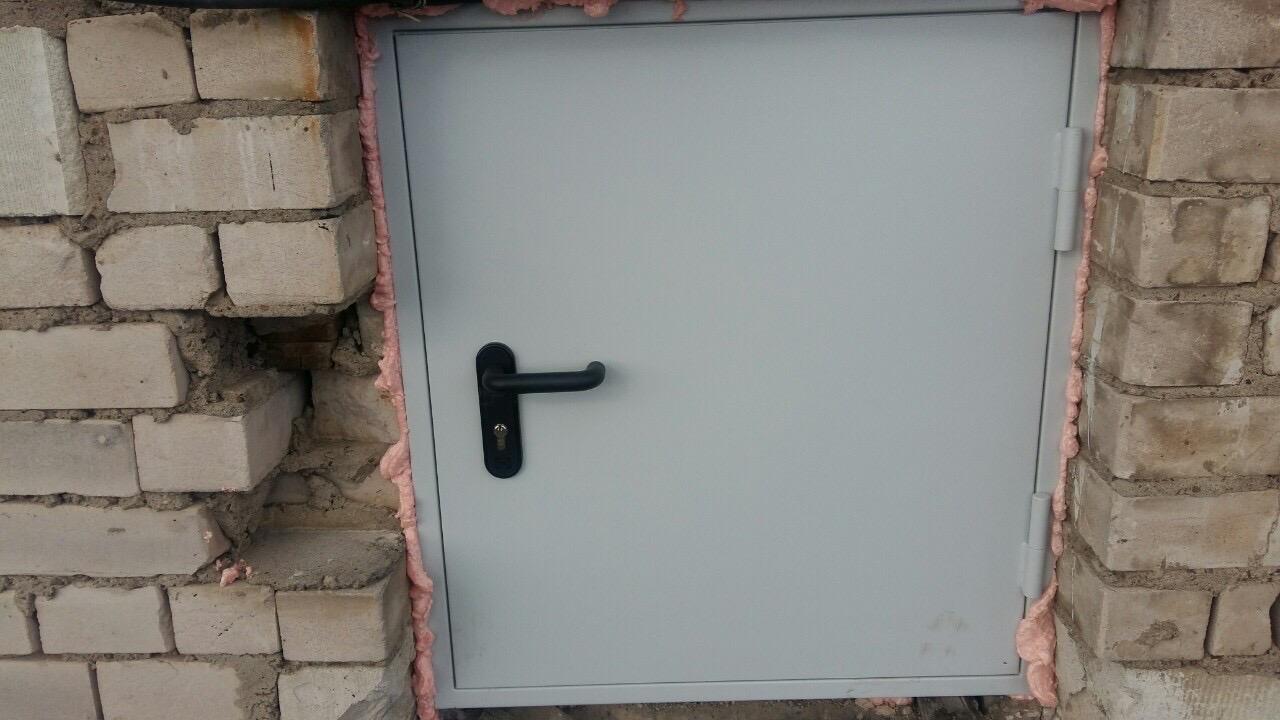 Улица Упита дом 3 установка дверей выходов