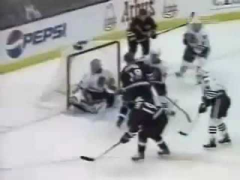 Joe Sakic at his best