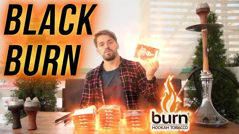 табак Black Burn Пробуем все вкусы Честное мнение