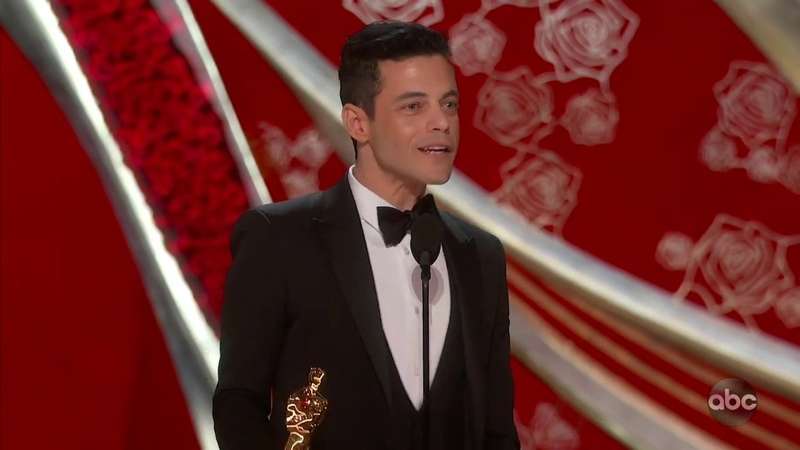 Rami Malek's Oscars 2019 Acceptance Speech for Best Actor topnotchenglish
