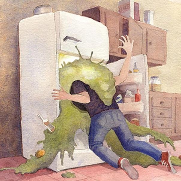 часто картинки уборка холодильника смешные уже упомянули выше