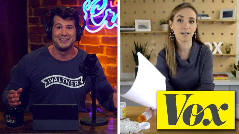 VOX REBUTTAL Everything is Made for Men Louder with Crowder