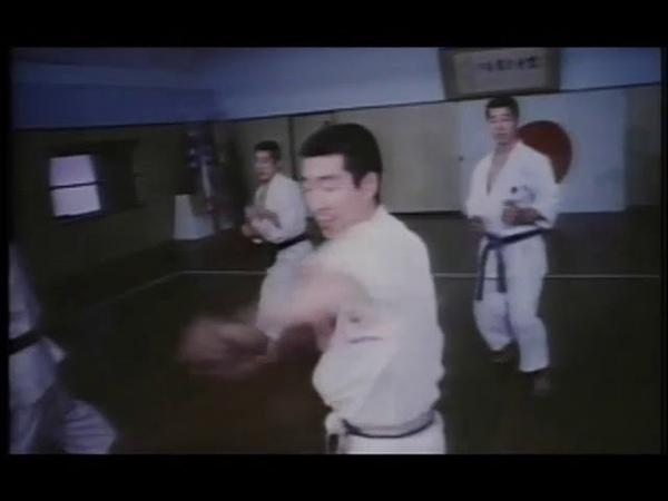 JKA Golden Era 70-80s. Ebisu Honbu dojo.