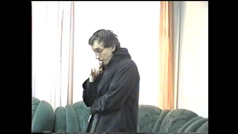 Диалог фильм Анна Карамазофф предст. Аркадий Павлов