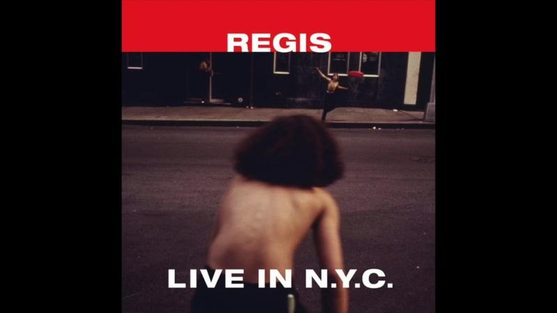 Regis We Said No Alt Version Live In N Y C 1997