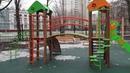 ЖК Счастье в Тушино Группы Эталон январь 2020г придомовая территория детские площадки
