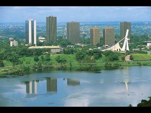 A TRIP From the USA to Abidjan, Cote D'Ivoire WEST AFRICA