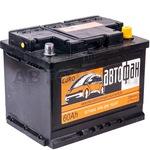 Аккумулятор Автофан 60 А/ч обратная R+ EN 470A 242x175x190 6CT-60.0