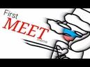 [Countryhumans] First meet meme (ft south vietnam, vietnam,...)