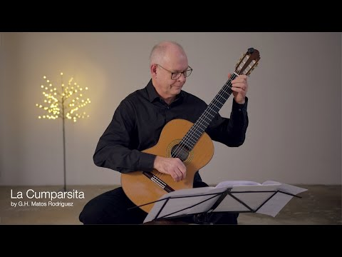 La Cumparsita G H Matos Rodriguez arranged and played by Soren Madsen
