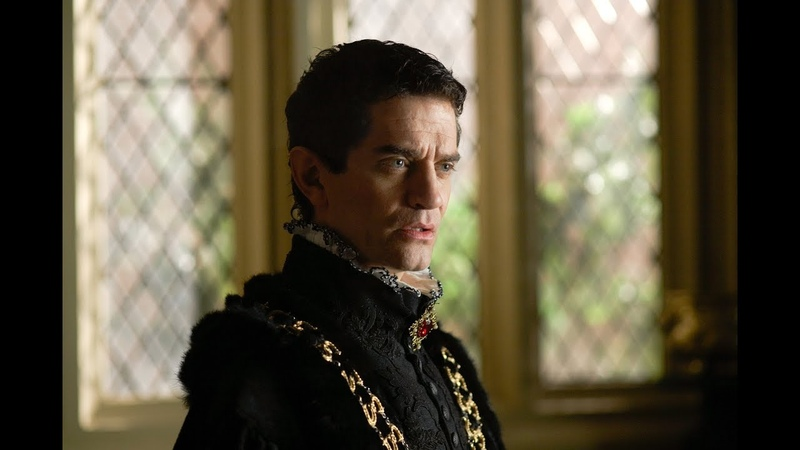 James Frain as Thomas Cromwell Don't Put Your Blame on Me