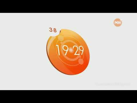 Реконструкция часов РЕН ТВ (2006-2007)