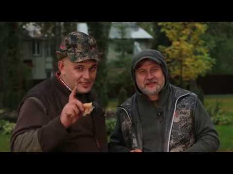 Готовим оленя по-охотничьи с Сержем Марковичем.