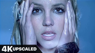 Britney Spears - Stronger (4K Remastered) | 2nd Version