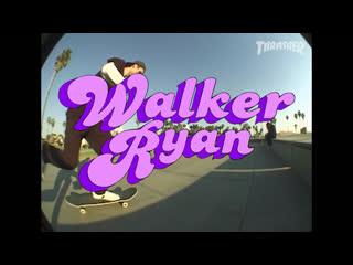 """Walker ryan's """"novia"""" part"""