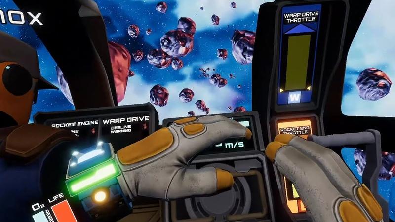 Failspace Early Access Release Trailer VR Vive Rift WMR Index