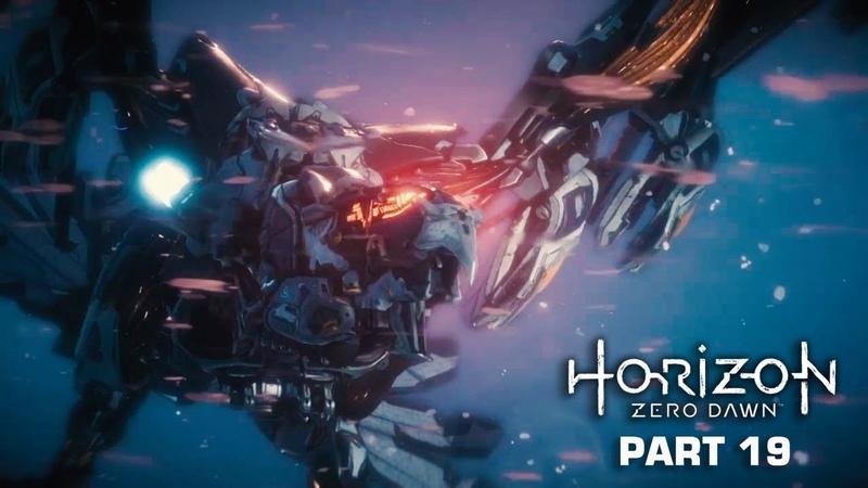 HORIZON ZERO DAWN Walkthrough Gameplay Part 19 The Mountain That Fell PS4