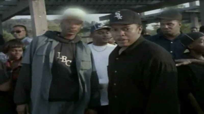Dr Dre ft Snoop Doggy Dogg Nuthin' But A G Thang 720p