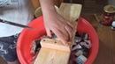 Приспособление для на резки рыбы порциями ,для консервирования в Автоклаве