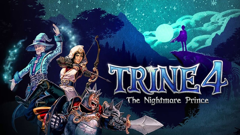 Trine 4: The Nightmare Prince - OST - Storytime - Soundtrack 26