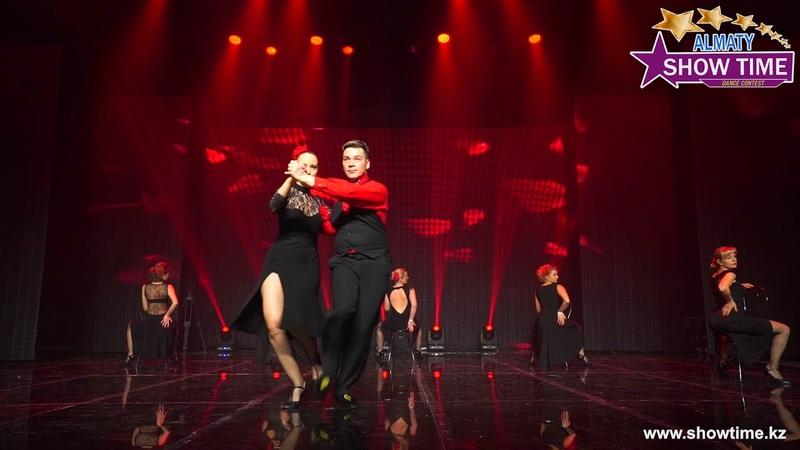 Триумф Танго Танцевальный конкурс Show Time 2019 весна