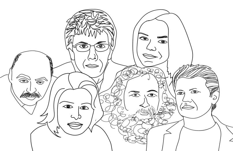 Рисунок Юлии Красновой (Laba.media)