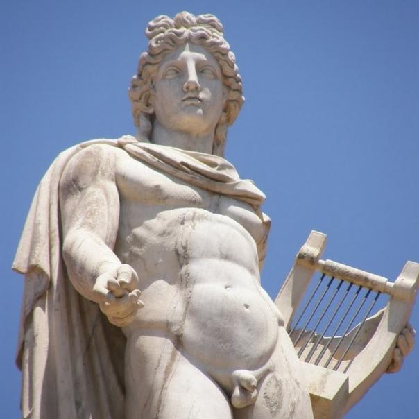 аполлон фото бога
