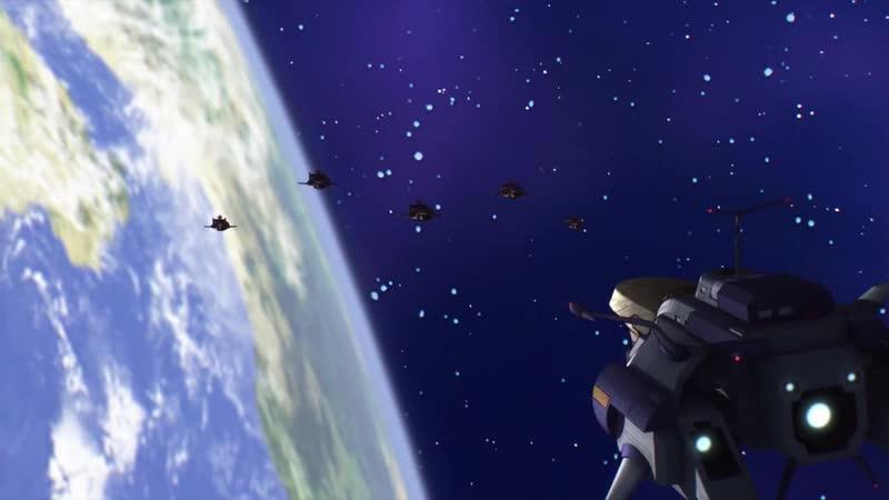 12 серия END AnimeVost Астра затерянная в космосе Kanata no Astra