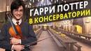 Гарри Поттер в Консерватории Озвучка от Stradivaly