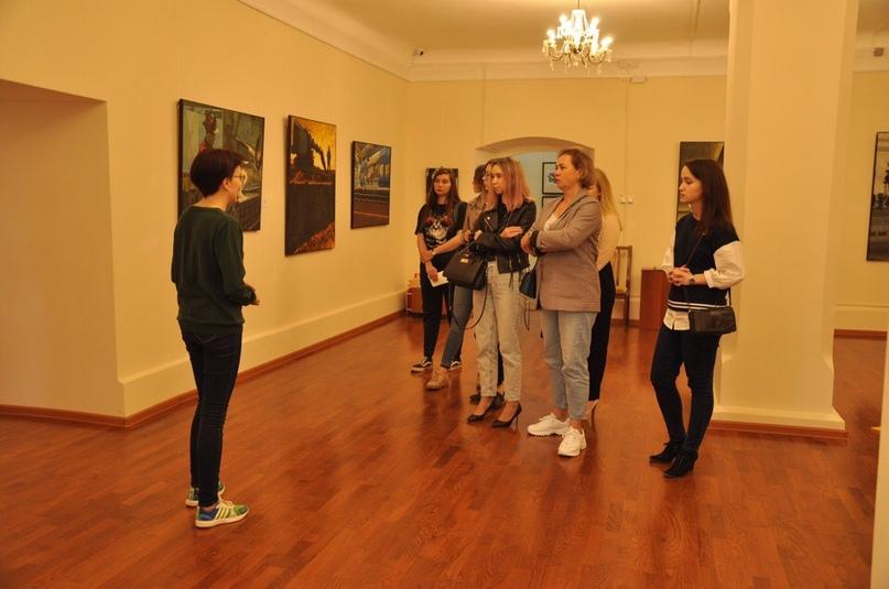 Итоги первой в Сыктывкаре биеннале современного искусства «Арт – коллаборации. Синтез искусств»., изображение №16