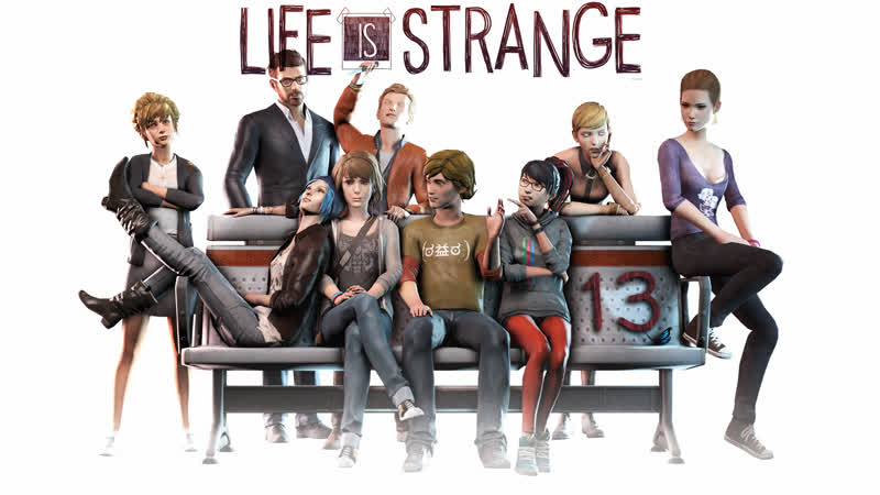 Life is strange Жизнь которой не было ч 13