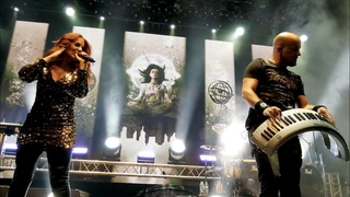 Epica - Martyr of the Free Word - live in Moscow, 2019
