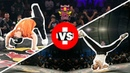 B-Girl Jazzy Jes vs B-Girl Vlo | Red Bull BC One Switzerland B-Girls Final Breaking Battle