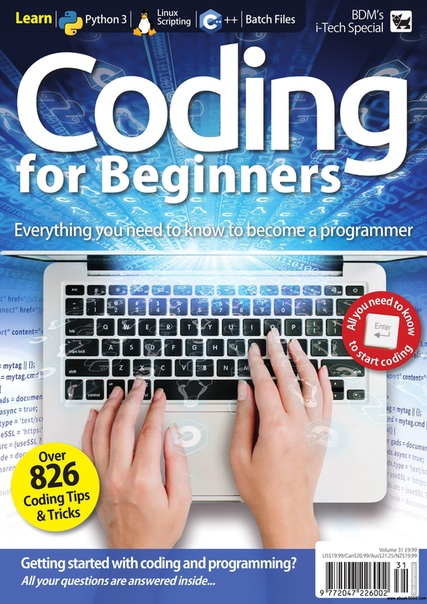 2019-10-01 Coding for Beginners