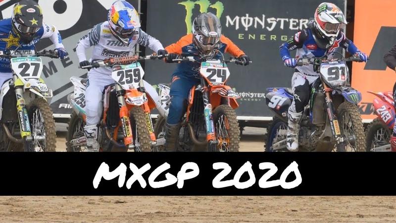 MXGP 2020 RAW Herlings Prado Gajser Coldenhoff Febvre Cairoli and more
