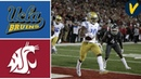The Craziest Game of All Time Week 4 UCLA vs 19 Washington State Full Game Highlights