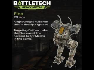 Battletech flea