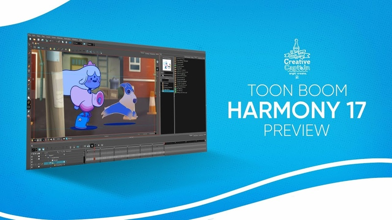 Toon Boom Harmony 17 Preview