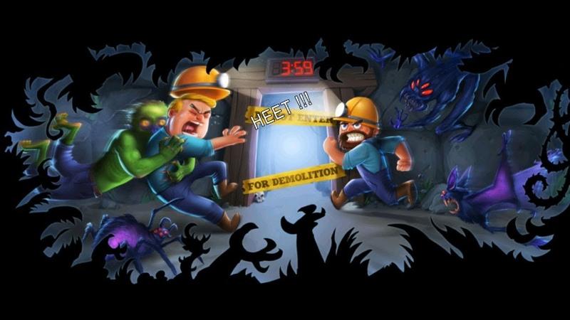 игры майнкрафт 5 ночей в шахте #1