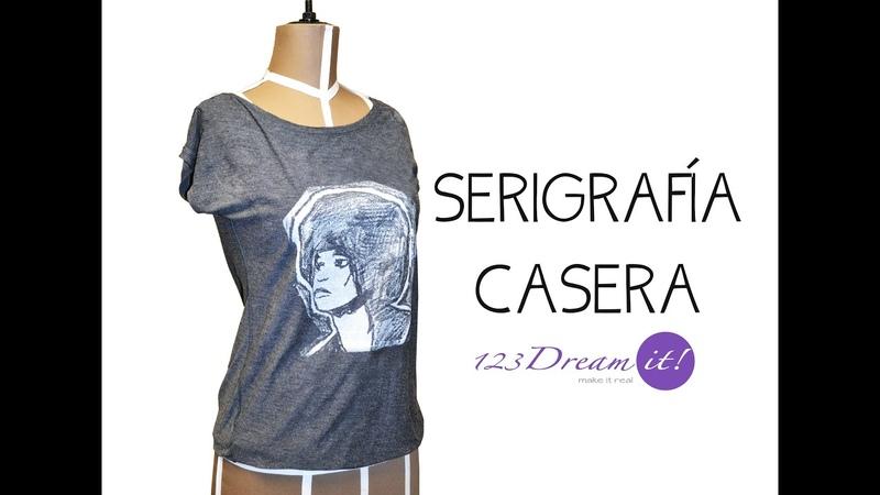 Serigrafía Casera